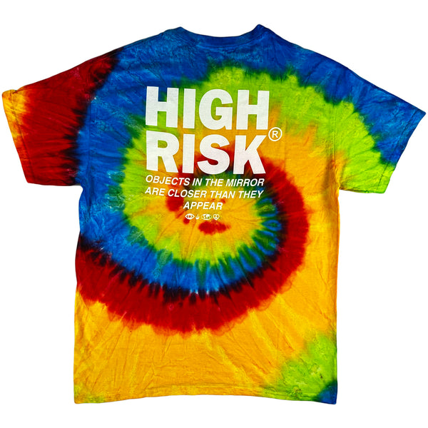 High Risk - Standard Logo T-shirt (multi)