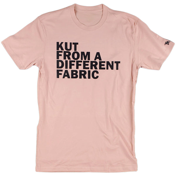 Krispy Addicts - Kut From Tee (desert pink)