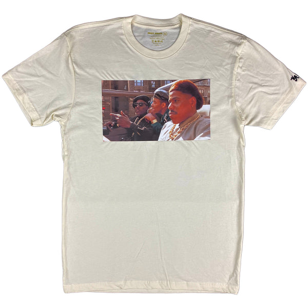 Krispy Addicts - New Jack City Making Plays Tee (natural)