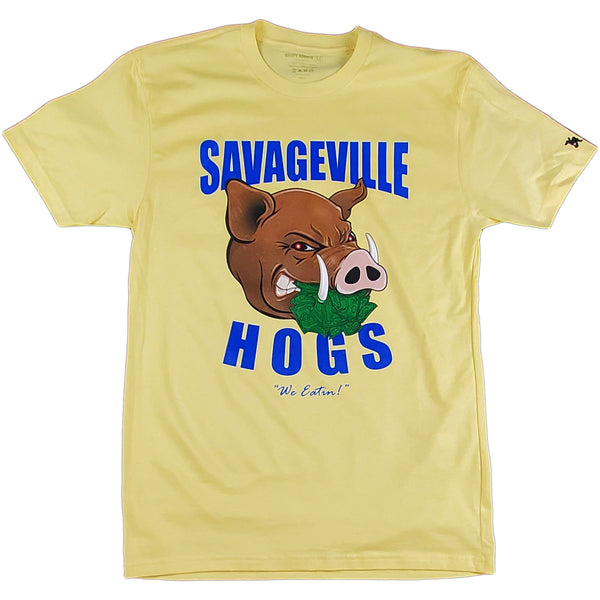 Krispy Addicts - Savageville HOGS Banana Cream (royal blue)