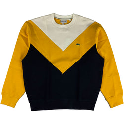 Lacoste - Colourblock Crew Neck Sweatshirt