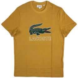 Lacoste - Graphic Croc T-shirt (gold)