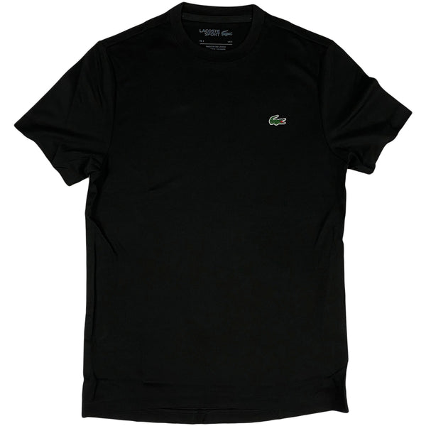 Lacoste - Sport Breathable Tee (black)