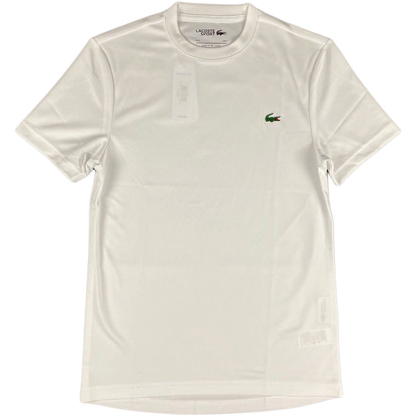 Lacoste - Sport Breathable Tee (white)
