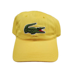Lacoste Hat (Yellow)