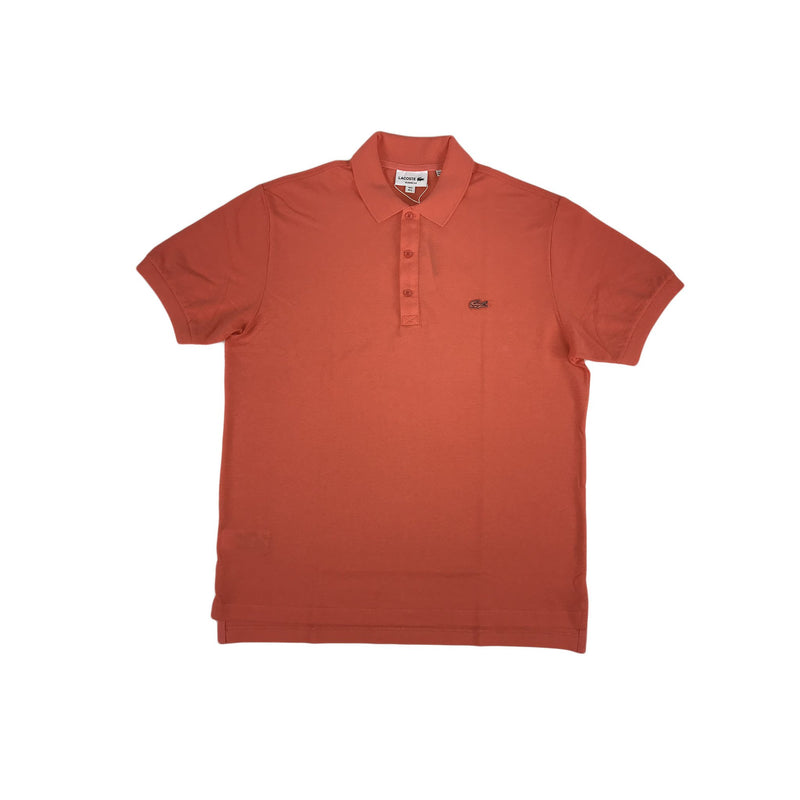 Lacoste SS Polo (pink)