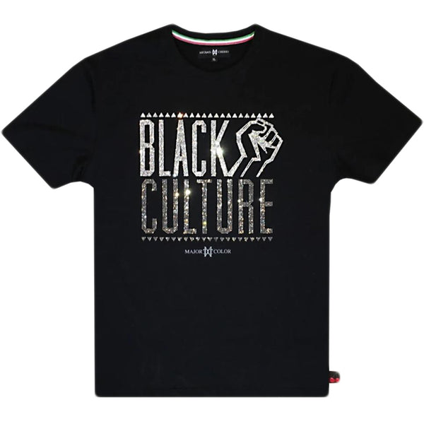 Mike Cherry - Black Culture Tee (black)