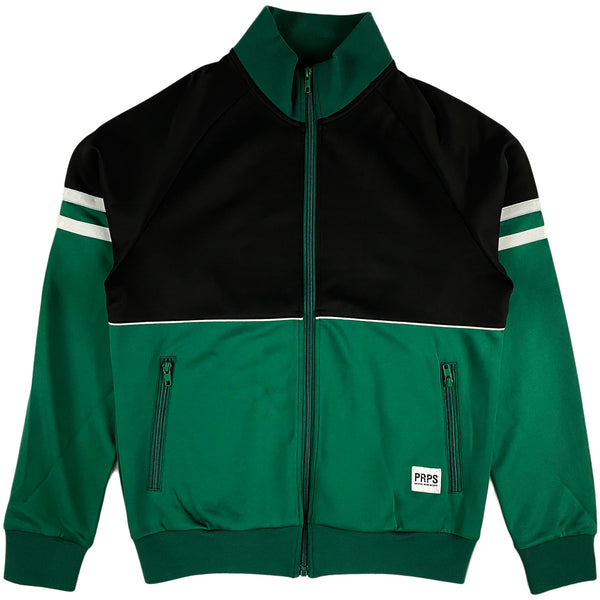 PRPS - Casco Track Jacket (green/black)