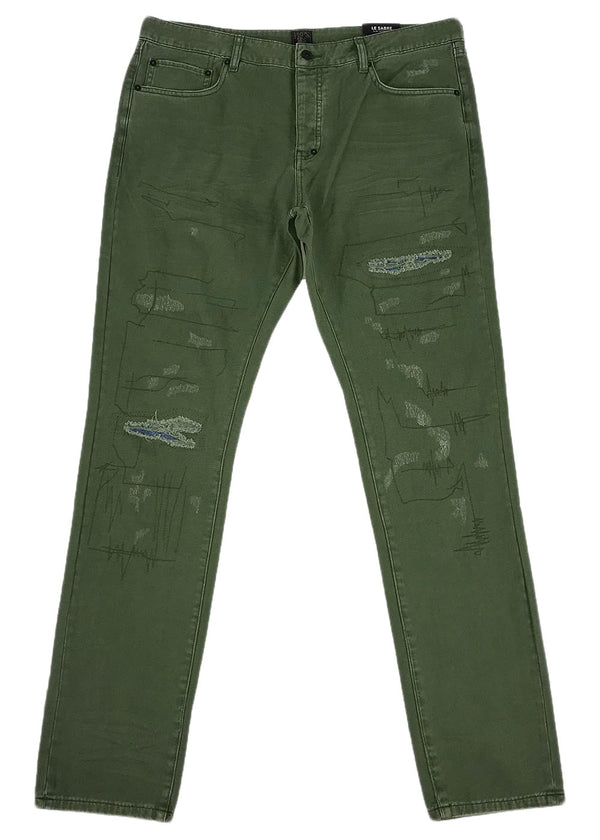 PRPS - Army Green (pants)