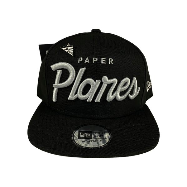Paper Planes - Blueprint Old School Snapback Black