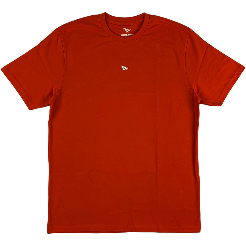 Paper Planes - Headspin Tee (orange tiger)