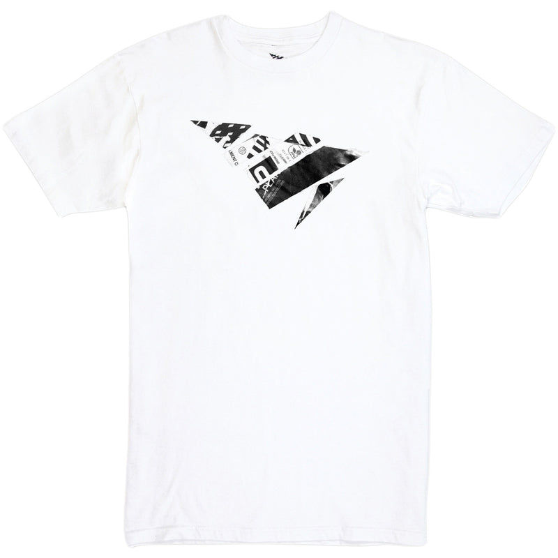 Paper Planes - Inspirational Airways Oversized Tee (white)