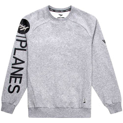 Paper Planes - PLC Crewneck (heather grey)
