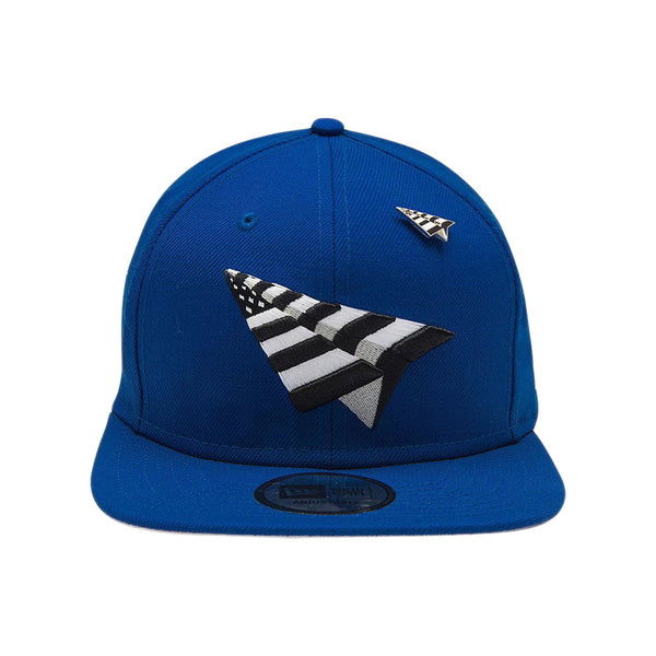 Paper Planes - Royal Crown Old School Snapback