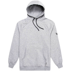 Paper Planes - Solid Hoodie (heather grey)