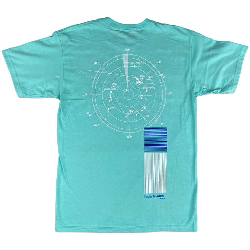 Paper Planes - Watchtower Tee (Mint)
