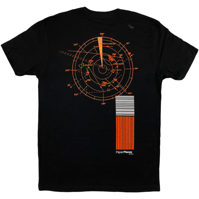 Paper Planes - Watchtower Tee (black)