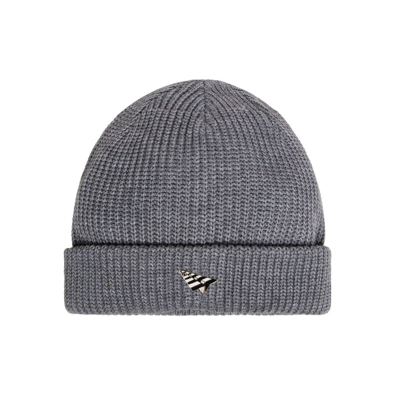 Paper Planes - Wharfman Beanie (heather grey)