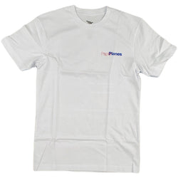 Paper Planes Destination Greatness Tee (white)