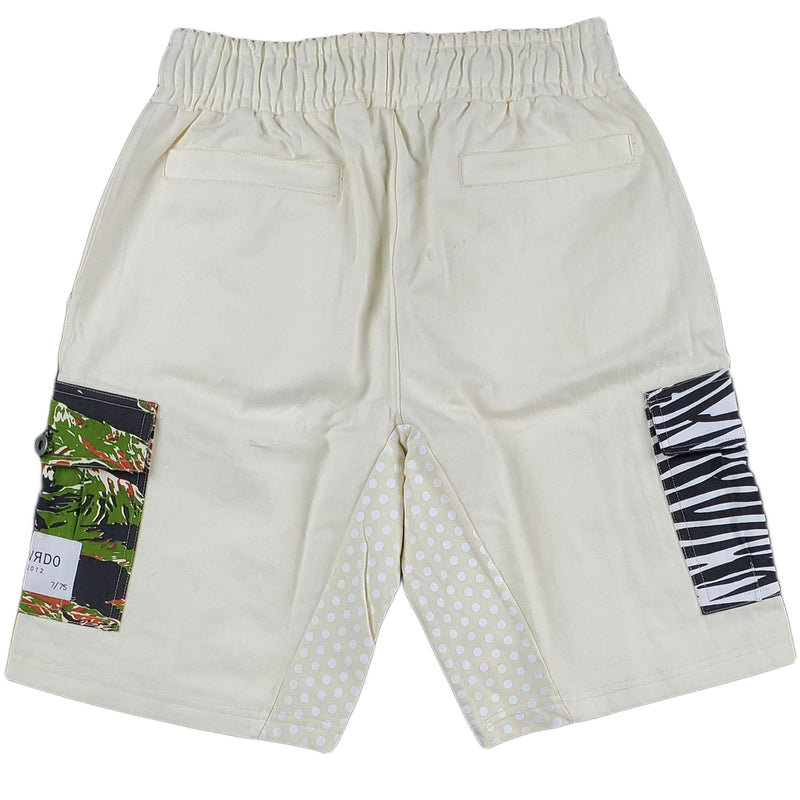 Rich Wierdo - Golf Patchwork Short