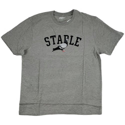 Staple Pigeon College Tee / Heather