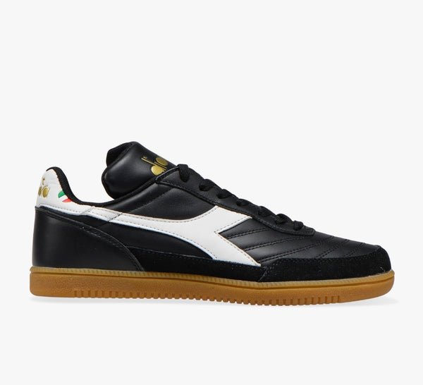 Diadora Gold Indoor Black