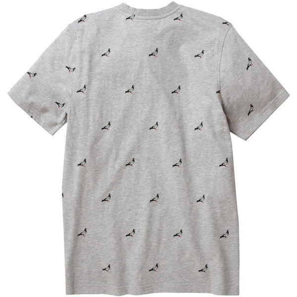Staple - All Over Pigeon Tee (heather grey)