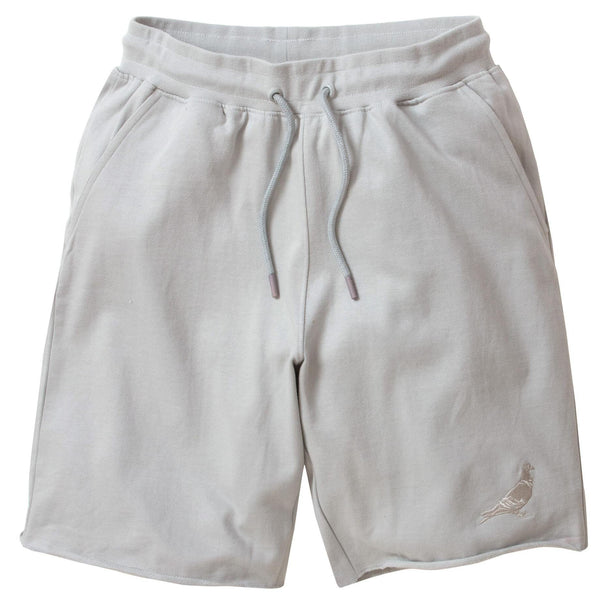 Staple - Garment Wash Pigeon Sweatshort (grey)