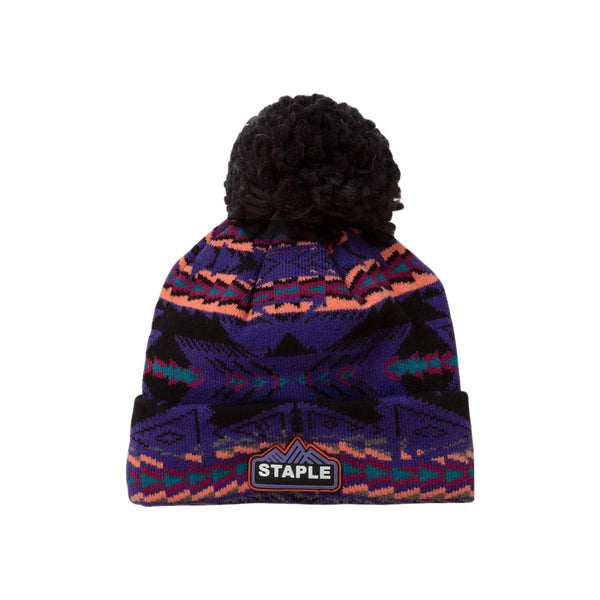 Staple - Outdoor Aztec Beanie
