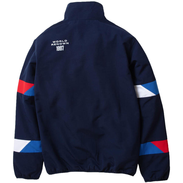 Staple - Sport Nylon Jacket (navy)