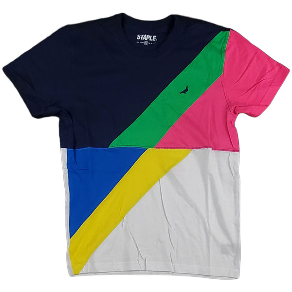 Staple - Sport Pieced Tee (navy)