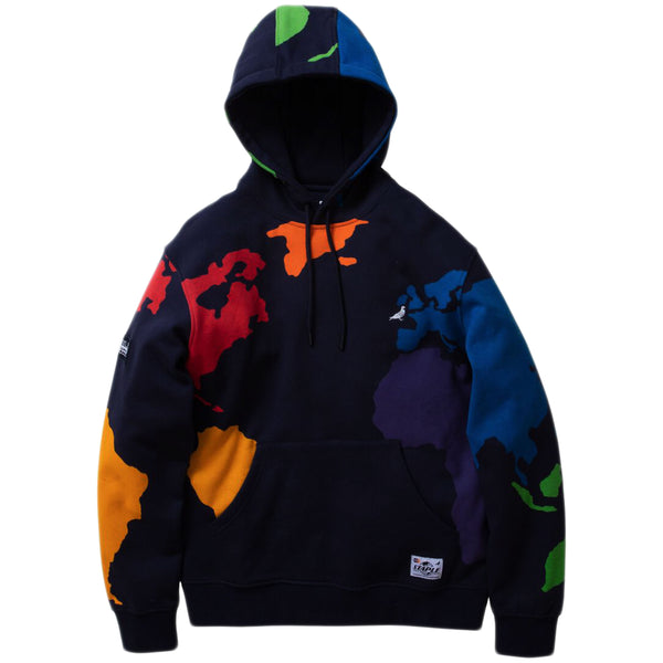 Staple - World Sport Hoodie (navy)