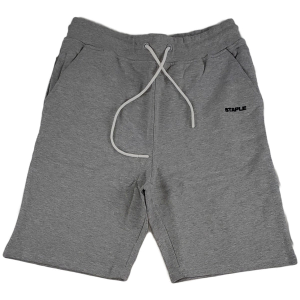 Staple Loopback Sweatshort (heather)