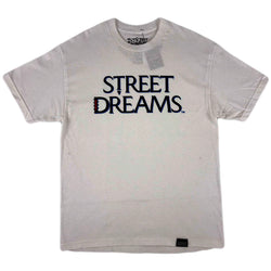 Street Dreams / St. Ideas Tee (white)