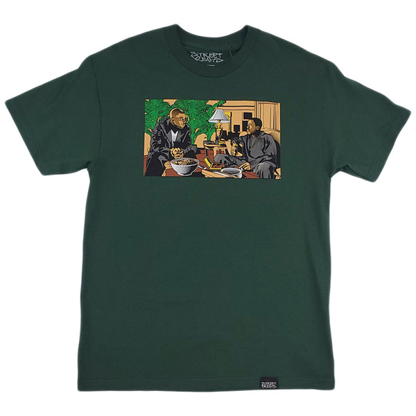 Street Dreams Proposition Tee (forest)