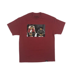 Street Dreams Watch Them Tee (red)