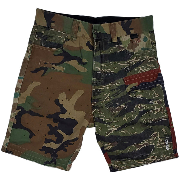 Strivers Row - Covert Short (camo)