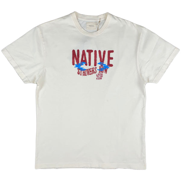 Strivers Row - Native SS Tee (antique white)