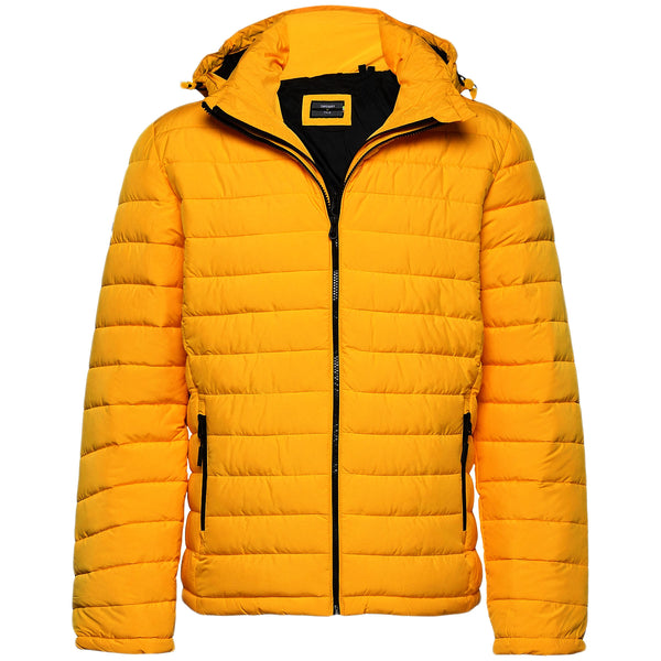 Superdry - Hooded Fuji Jacket (warm yellow)