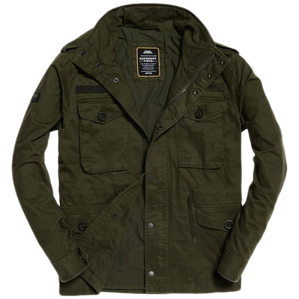 Superdry - Rookie Field Jacket (ivy green)