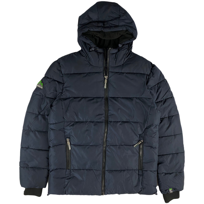 Superdry - Sports Puffer (ink)
