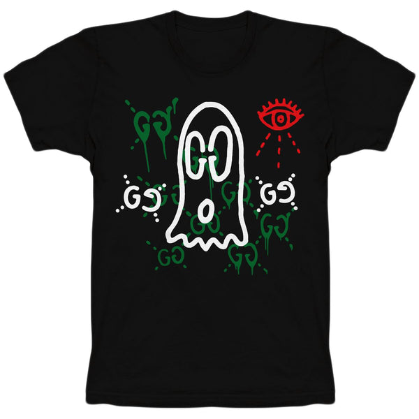 Supply & Demand - GG Ghost (ggghosttee) black/green