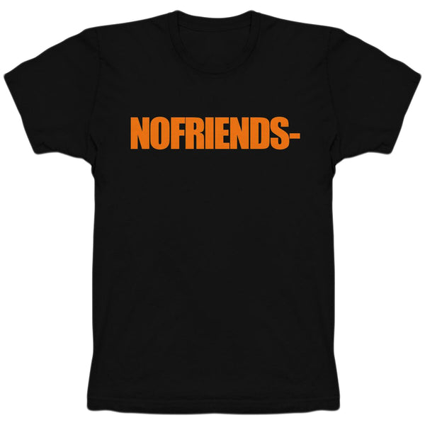Supply & Demand - No Friends (alonetee) black/orange
