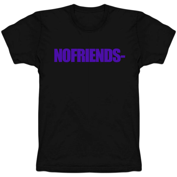 Supply & Demand - No Friends (alonetee) black/purple