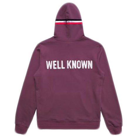 Well Known - The Bowery Hoody (orchid haze)