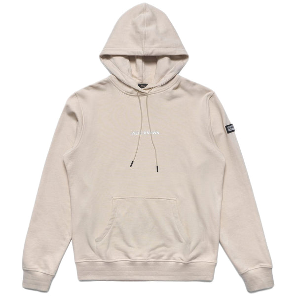 Well Known - The Broome Hoody (tan)