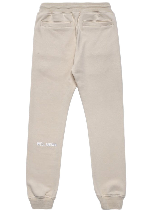 Well Known - The Broome Sweatpant (tan)