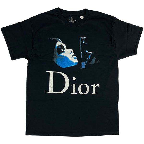 Whtielightning - Dior Presidents Tee (black)