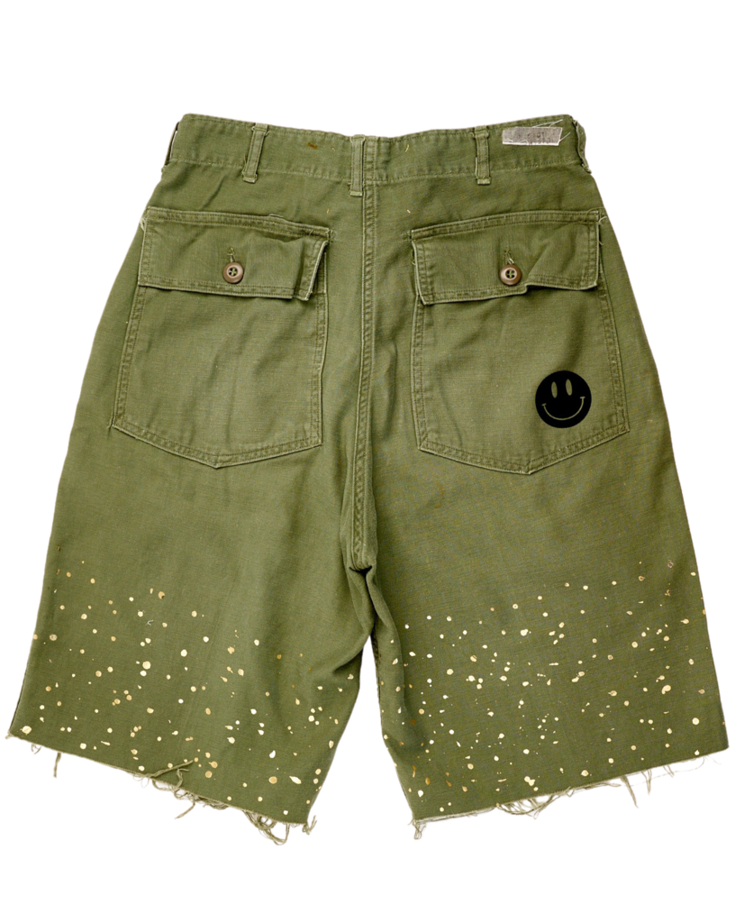 Happy Camper Shorts