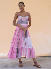 Load image into Gallery viewer, Neela Cascade Dress